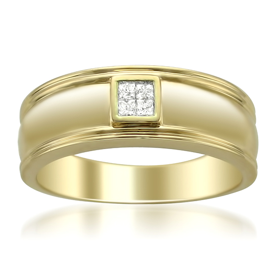 Male Gold Wedding Bands Home Design Mannahatta Us